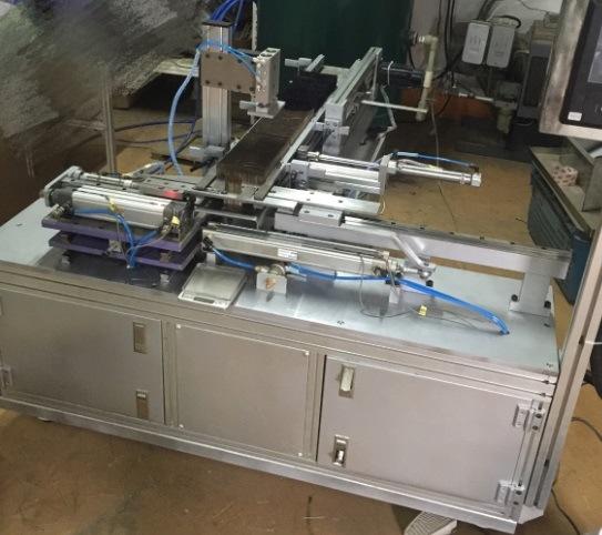 Automatic Paint Brush Bristles Taking Machine