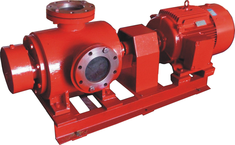 Twin Double Screw Pump