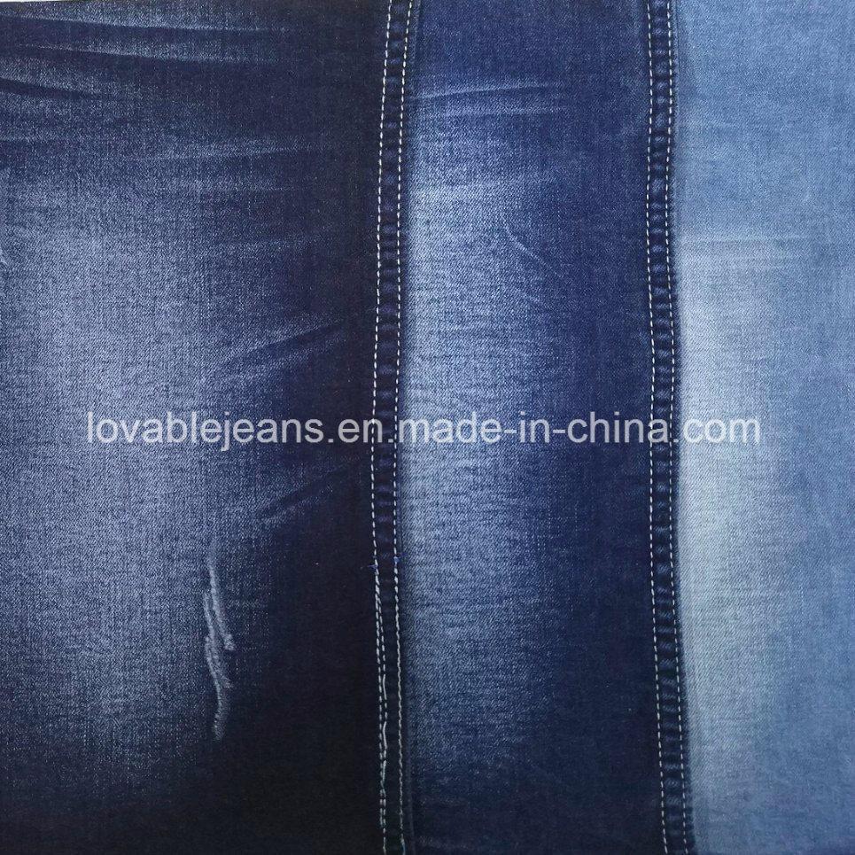 9 Oz Stretch Denim Fabric for Jeans (KL112)
