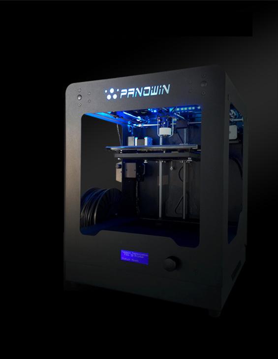 All-Metal, High-Accuracy, Full-Intelligence 3dprinter