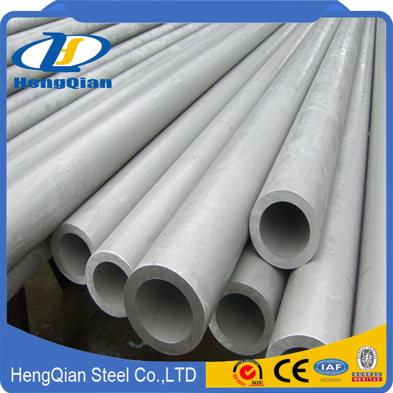 AISI 201 304 316 321 310S S31803 Seamless Stainless Steel Pipe for Decoration/Industry