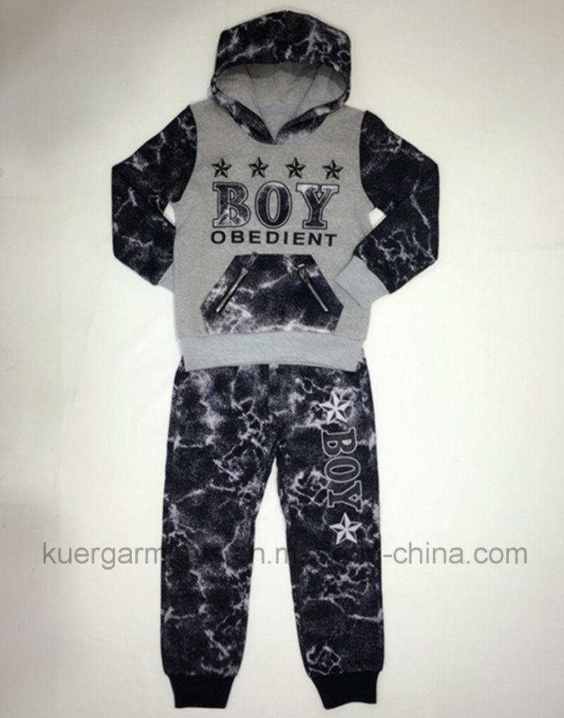 Fashion Boy Sports Suit in Children Clothes