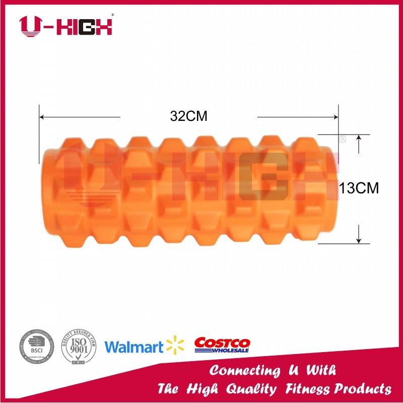 High Density Foam Roller Fitness Equipment Hollow EVA Injection