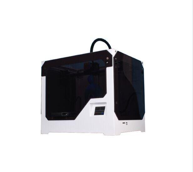 Factory 0.1mm Precison LCD-Touch 150X150X150mm DIY 3D Printer