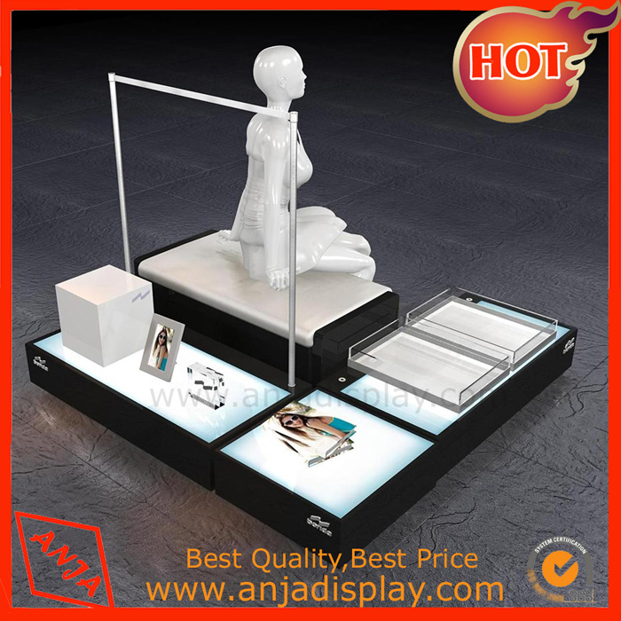 Metal Display for Clothing Shop