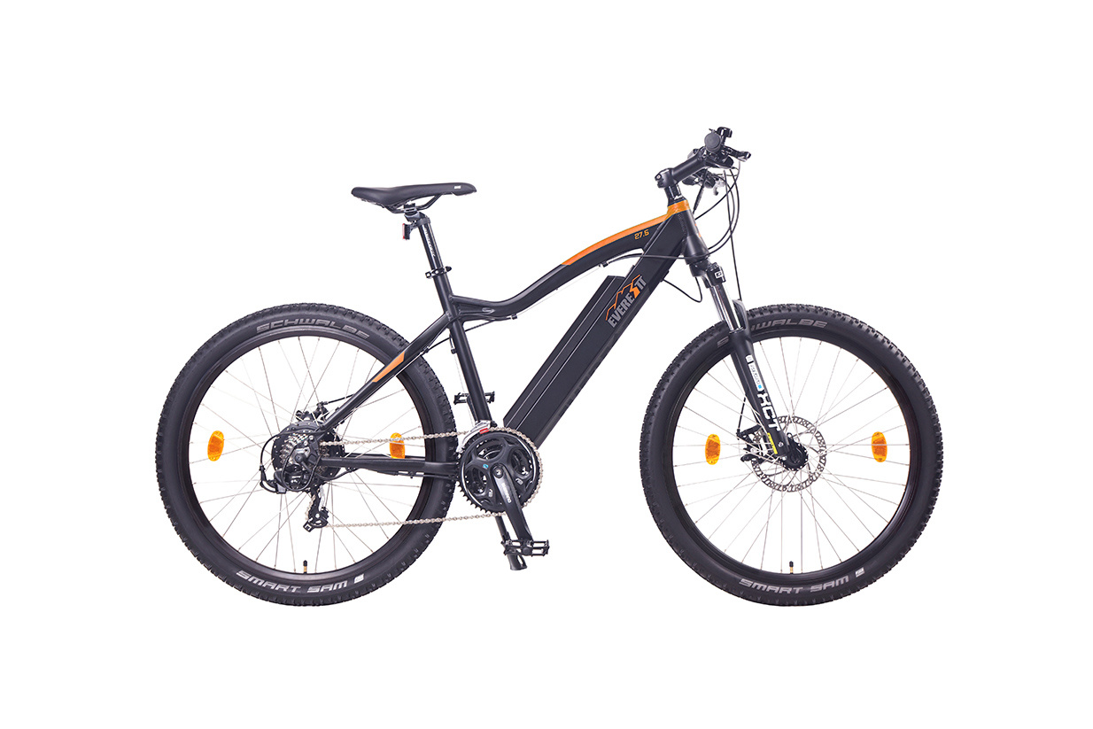 "27.5"" Mountain Electric Bike/Bicycle/Scooter Ebike Mi5-650 2017"
