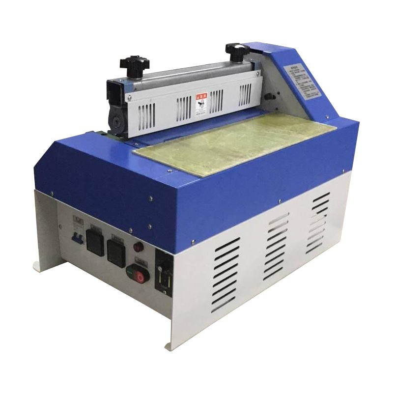 400mm Hot Melt Coating Laminating Machine for Gluing Shoe (LBD-RT400)