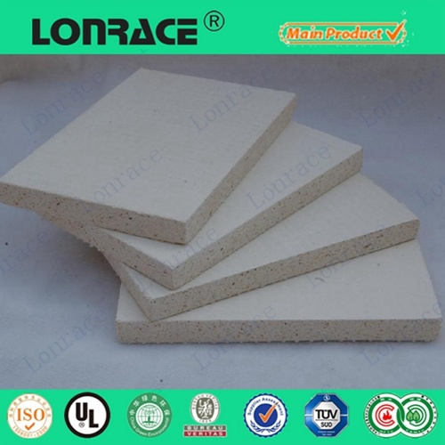 Decorative Fireproof Glass MGO Board Magnesium Oxide Board Price