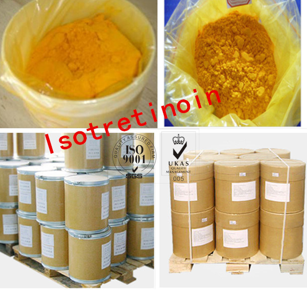Top Quality CAS: 4759-48-2 Isotretinoin Raw Pharmaceutical Intermediates