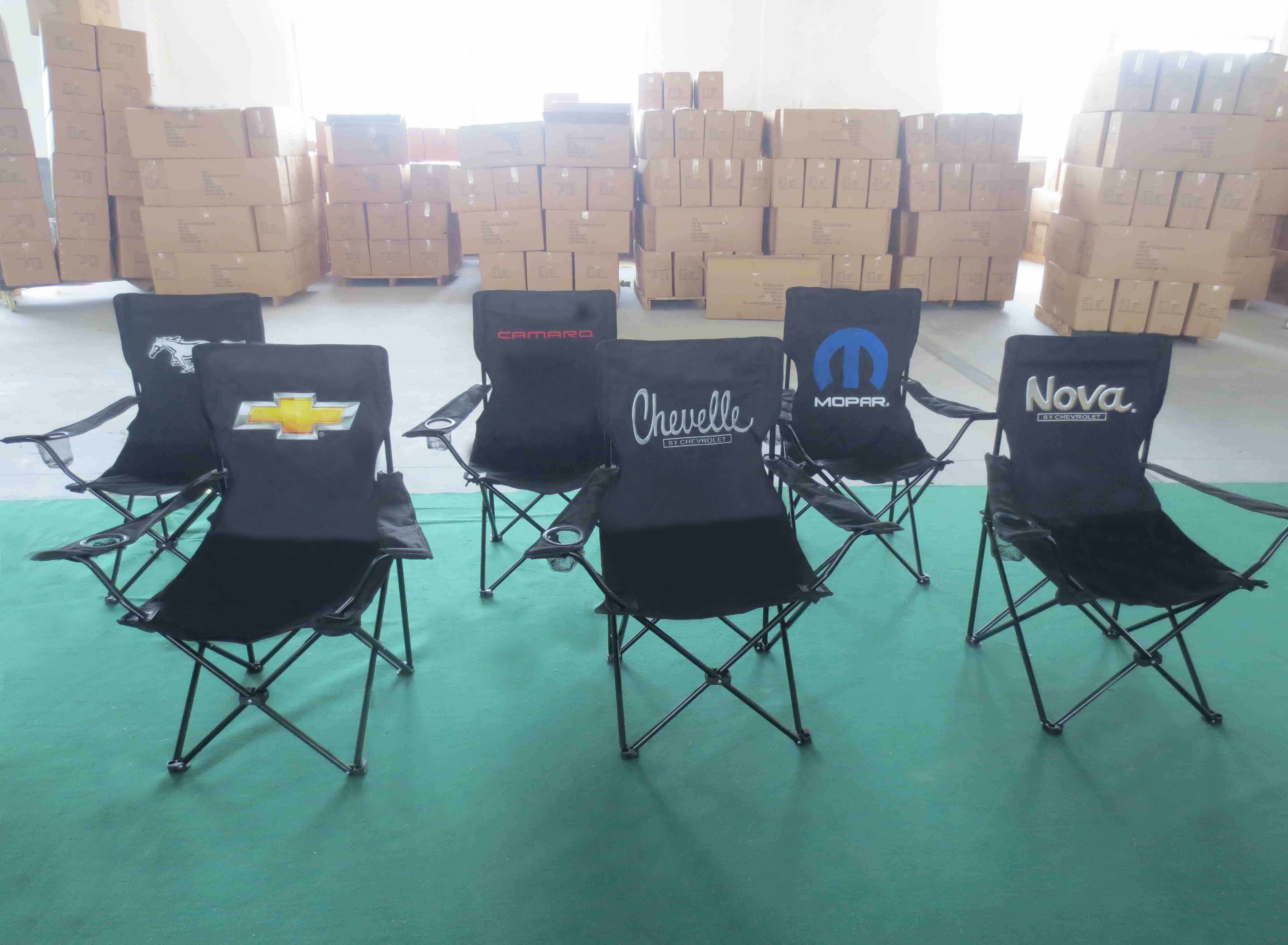 Outdoor Portable Folding Chair (XY-108)