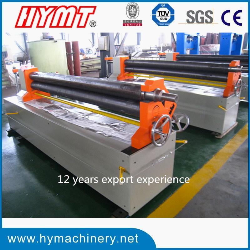 W11F-6X2500 Series Mechanical 3-Roll Asymmetric Rolling Machine