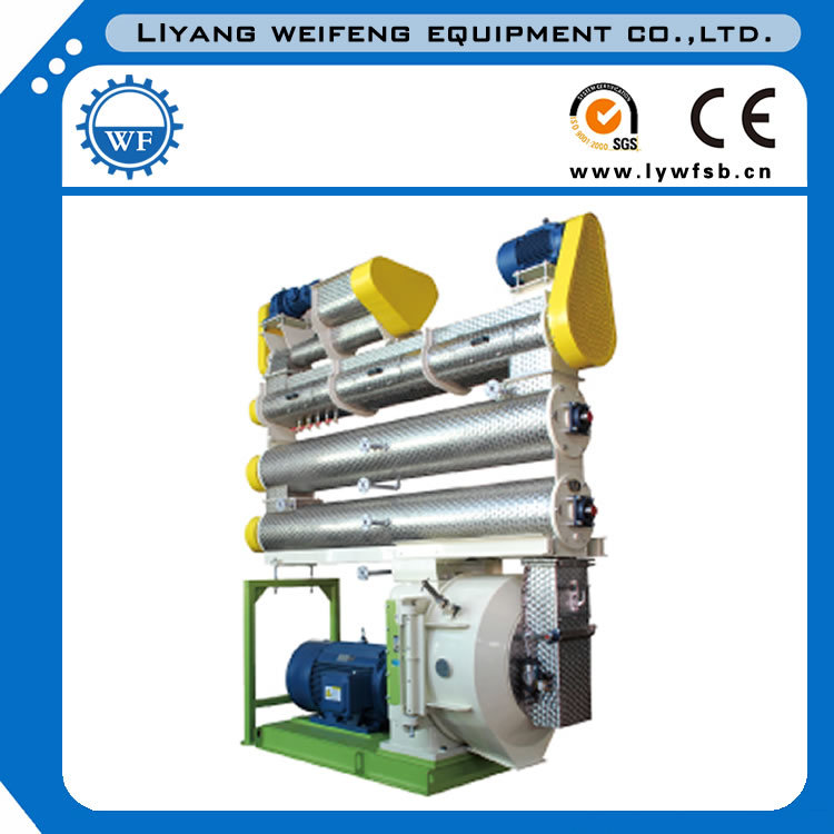 Top Quality Poultry and Live Stock Feed Pellet Mill Line