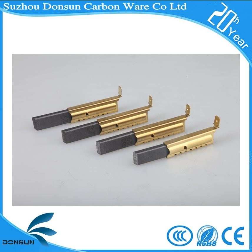 Donsun High Performance Carbon Brush for Electric Motor and Generator