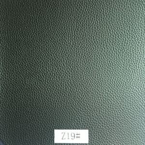 Synthetic Leather (Z19#) for Furniture/ Handbag/ Decoration/ Car Seat etc