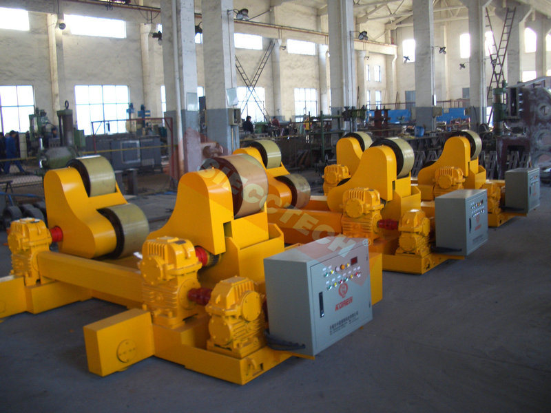 Welding Rotators - Self Aligning Welding Rotators
