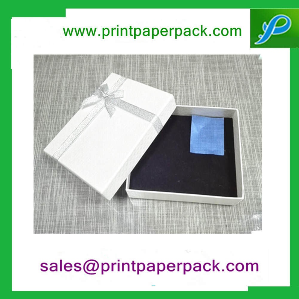 Rigid Paper Gift Box Paper Presentation Box with EVA Insert