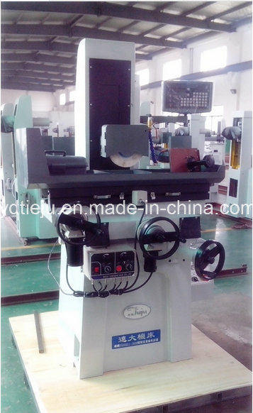 Electric Surface Grinding Machine with Digital Readout Mds820