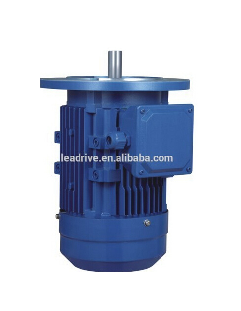 B5 MS Series Aluminium Three Phase motor