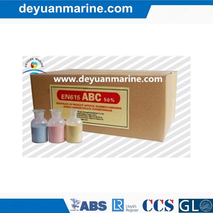 50% ABC Dry Powder Extinguishing Agent