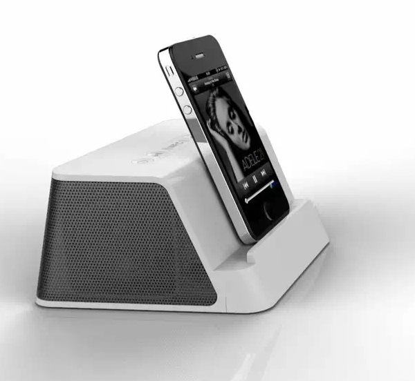 Gymsense NFC GS-X5u Portable Speakers with Stand Dock Tablet Speaker