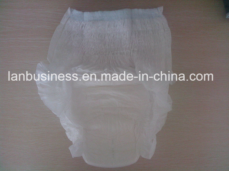Super Absorption Soft Breathable Disposable Adult Diapers
