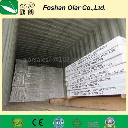 Fiber Cement Internal Ceiling Board Installation