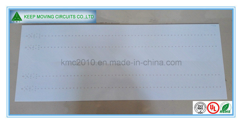 Double Sided PCB Board White PCB Big PCB LED PCB