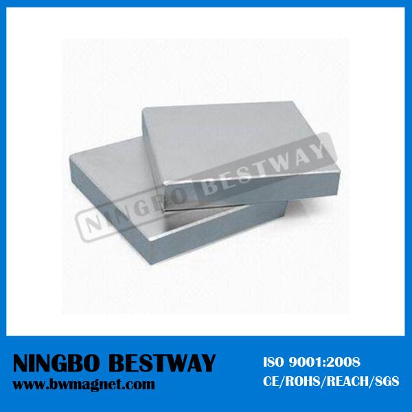 Block Sintered NdFeB Magnet Rare Earth Magnet