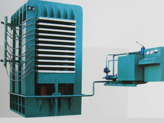 Good Quality and Low Price Hot Press Machine