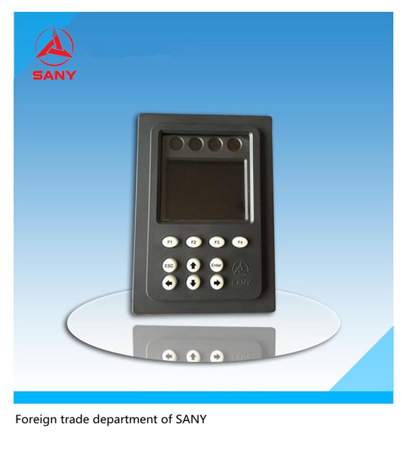 Monitor of Sany Hydraulic Excavator