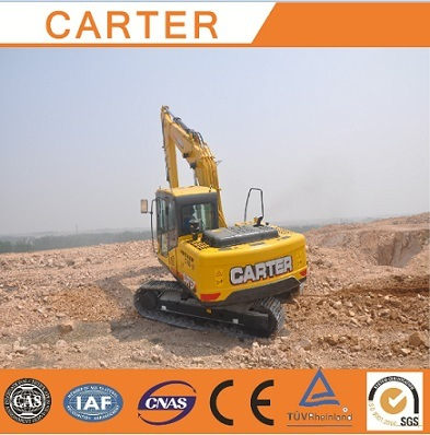 Carter CT150-8c Multifunction Hydraulic Crawler Heavy Duty Backhoe Mini Excavator