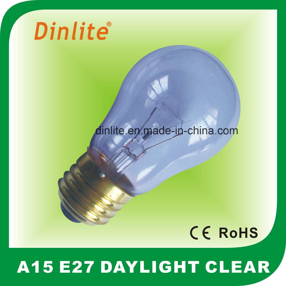 A15 Incandescent blue Bulb