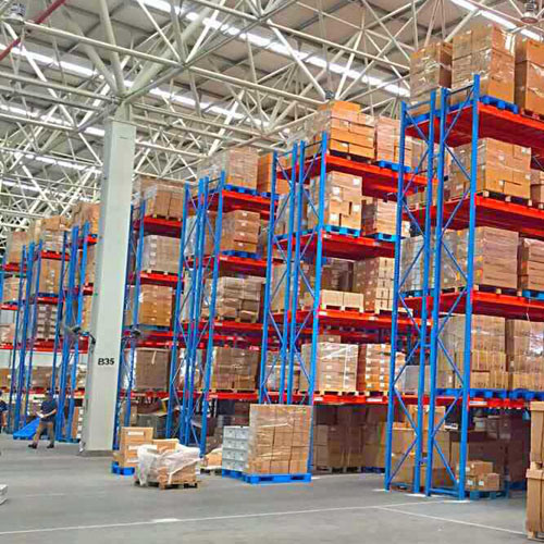 Heavy Duty Adjustable Storage Pallet Rack
