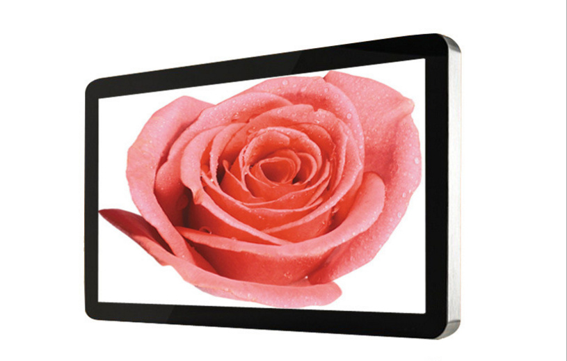 55′′stand Alone Wall Mount LCD Media Player