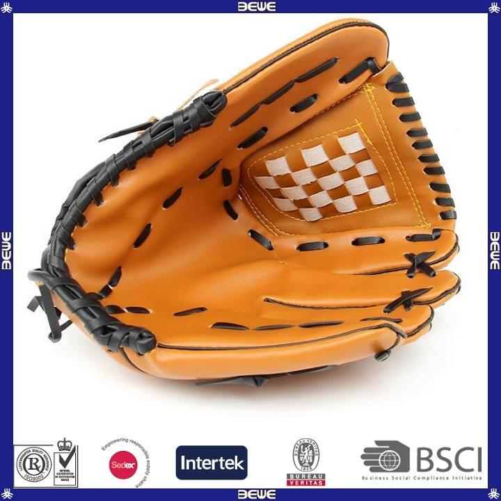 Hot Sale Durable Colorful Kids Baseball Glove
