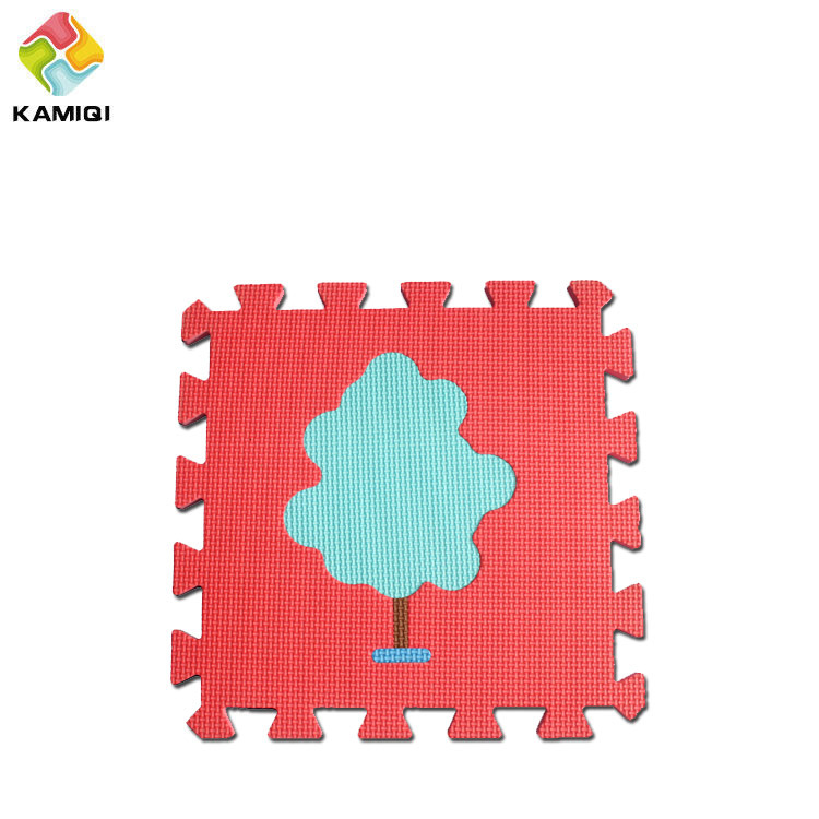 Fruit Baby Play EVA Foam Mat