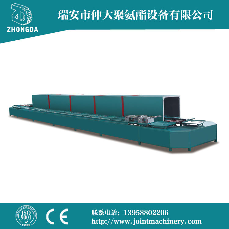 PU Production Line for PU Products Customizable