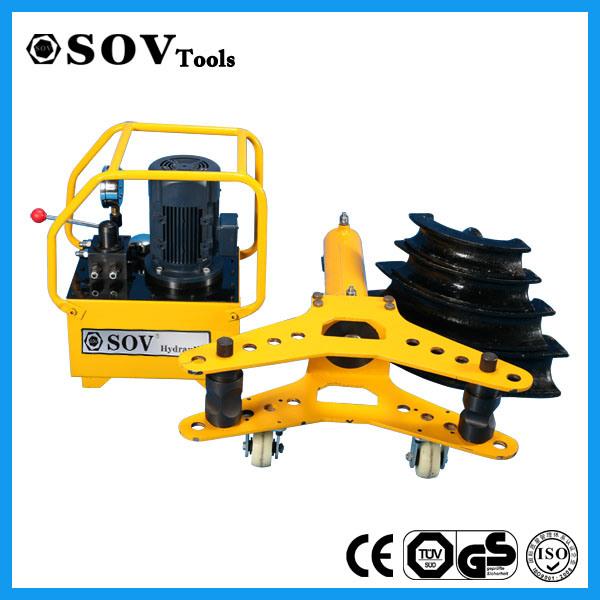 Split Unit Electric Hydraulic Pipe Bender (SV16PZ series)
