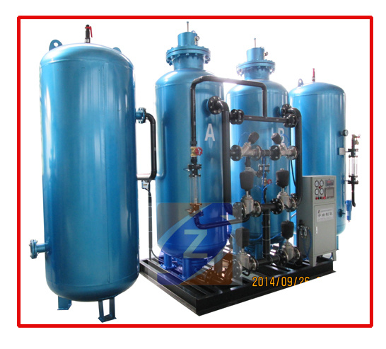 Oxygen Generating Machine (Agent Needed)