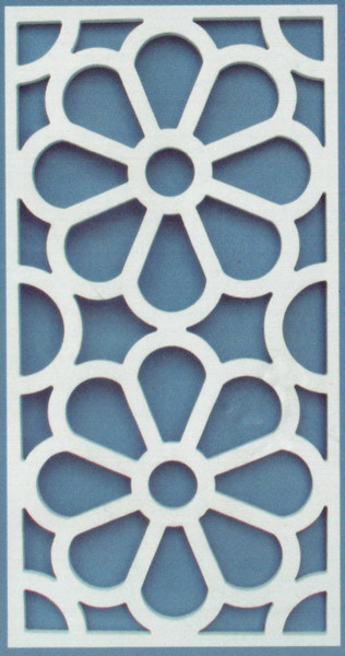 China Classic Style Wood Carved Grill Wall Panels in Restaurant in Guangzhou (WY-11CSWPSZ)