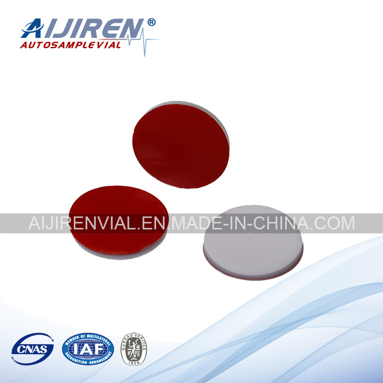 Agilent Quality HPLC Glass Vial with Screw Cap and PTFE Septa