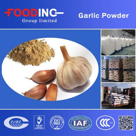 Chinese Fresh White Garlic and Dehydrated Garlic Powder