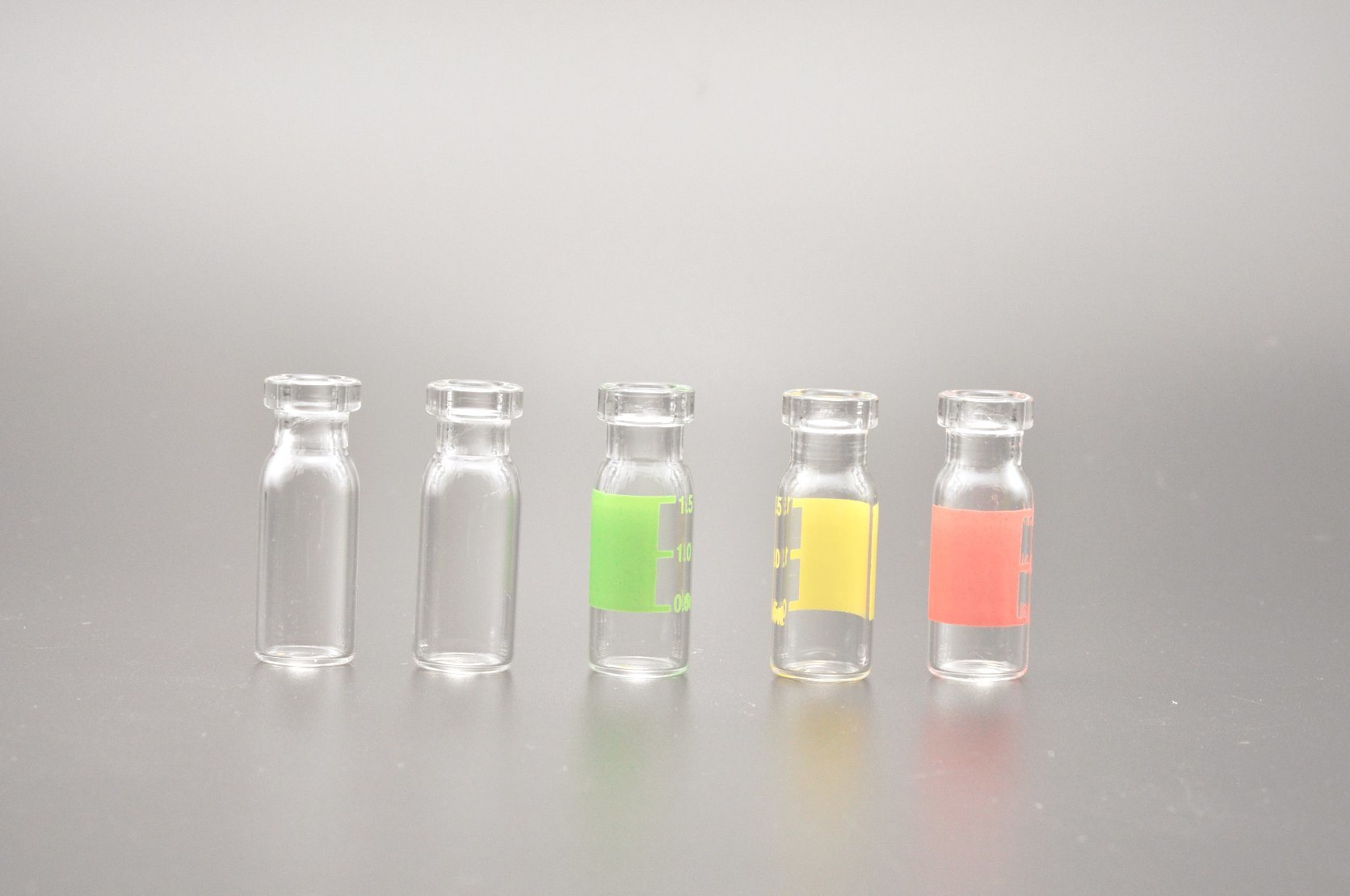 1.5ml Chromatography Vials for HPLC and Gc