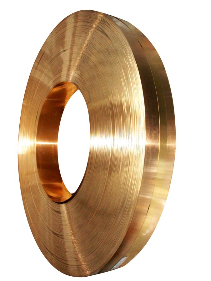Brass Steel Composite Strip H90/C22000