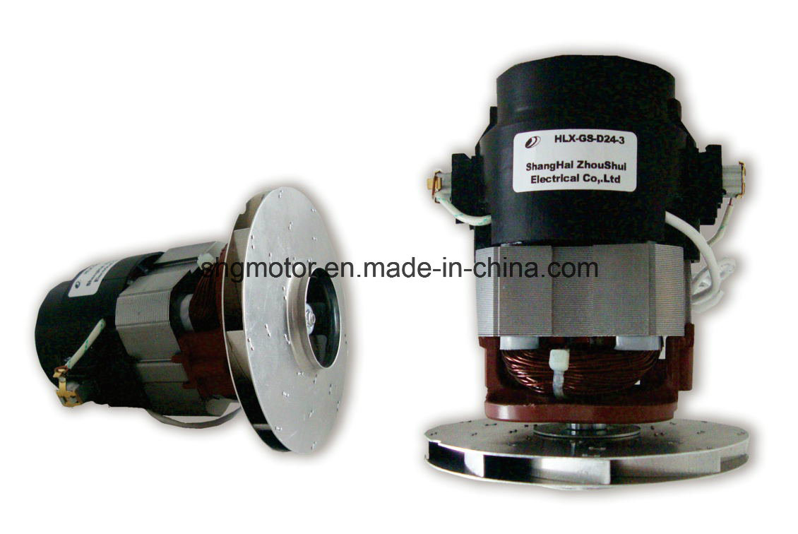 Custom Made Motor for Vacuum Cleaner