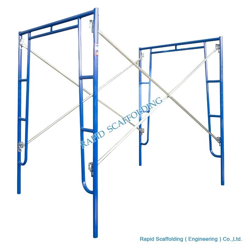 Walkthrough Frame Scaffolding for Sales