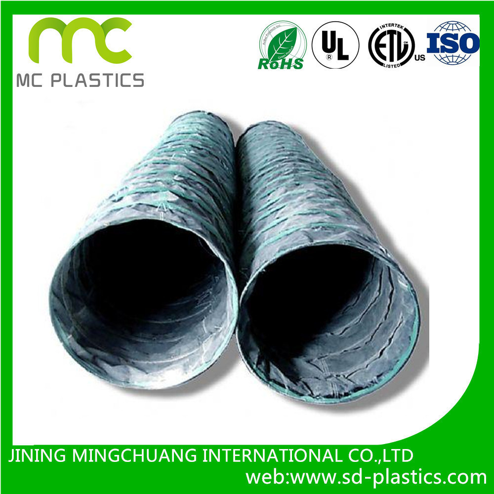 PVC Phalates Free/Eco/Non-Toxic Film/Transparent/Color Vinyl Films for Flexible Air Ducts, Packaging, Flooring and Constuction
