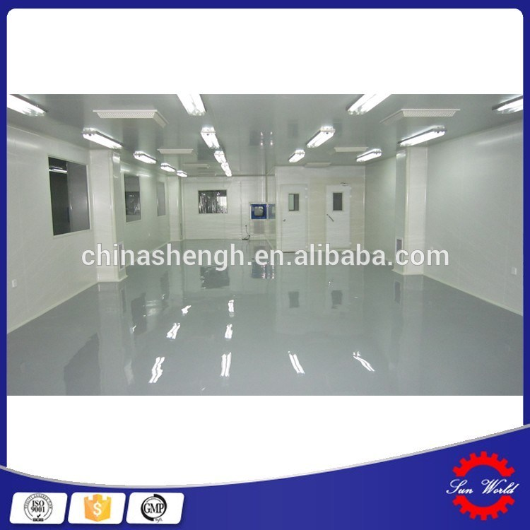 Electronic Dust-Free Clean Room
