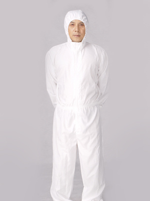 Disposable Protective Clothing Work Wear with High Quality