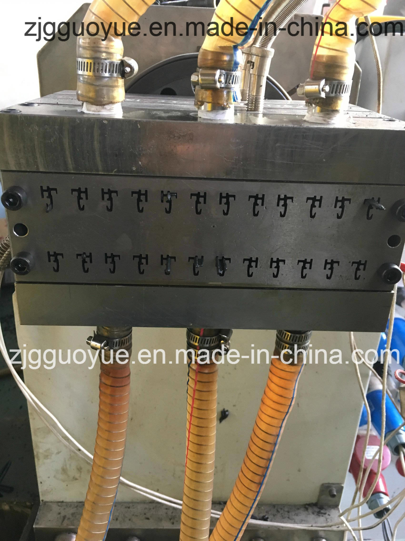Engineering Polymers Polyamide Tape Cavity Production Tool